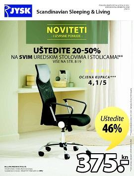 JYSK katalog Noviteti