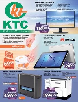 KTC katalog tehnika