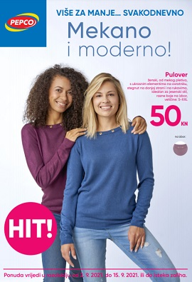 Pepco katalog Mekano i moderno