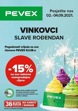 Pevex katalog Vinkovci