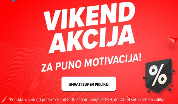 Links webshop akcija za vikend do 19.09.