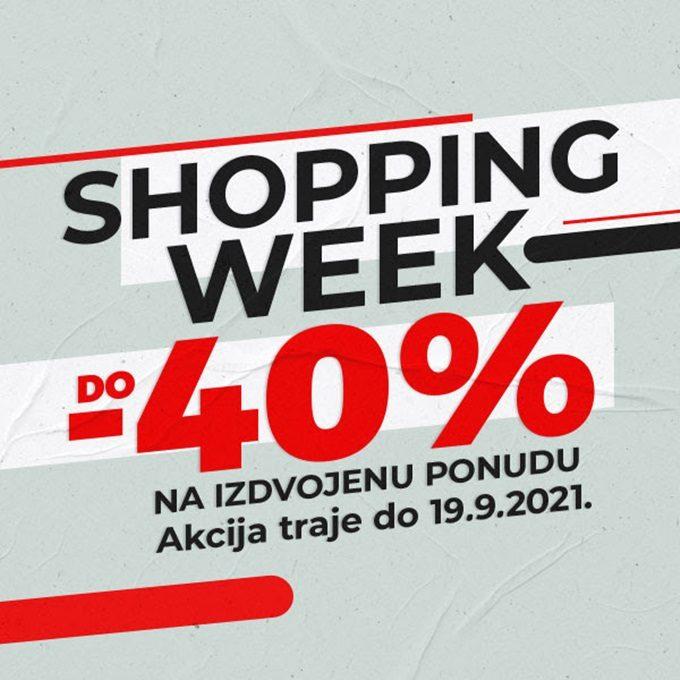 Sport Vision webshop akcija Shopping week do 19.09.