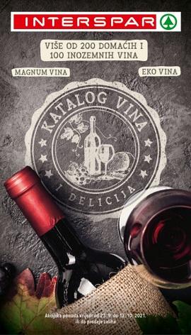 Interspar katalog Vino