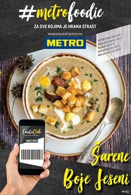 Metro katalog Foodie