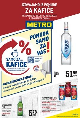 Metro katalog Kafići