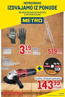 Metro katalog neprehrana Jankomir Sesvete