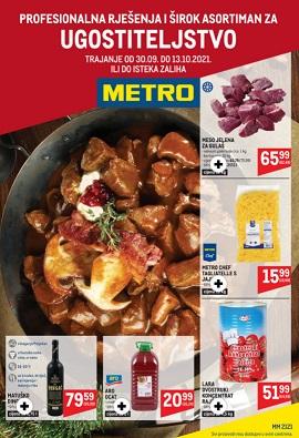 Metro katalog Ugostiteljstvo