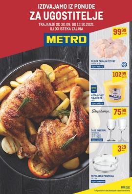 Metro katalog Za ugostitelje