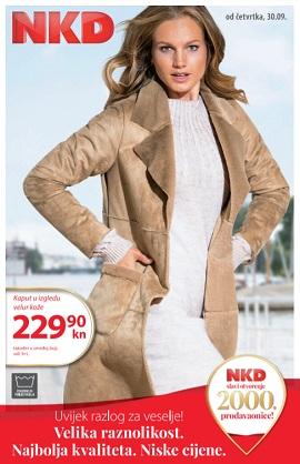 NKD katalog listopad