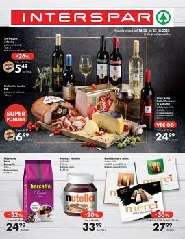 Interspar katalog Food